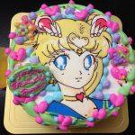 愛知県豊橋市でセーラームーンのキャラクターケーキならブランティーグルへ
