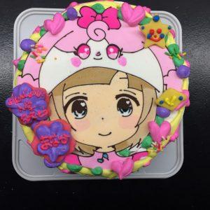 プリキュアのケーキ プリキュア プリキュアのキャラクターケーキ ケーキ カフェ 名古屋カフェ 名古屋ケーキ屋さん 大須のカフェ 名古屋の美味しいケーキ 人気なカフェ 栄