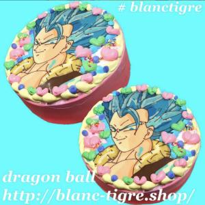 ドラゴンボールキャラクターケーキ